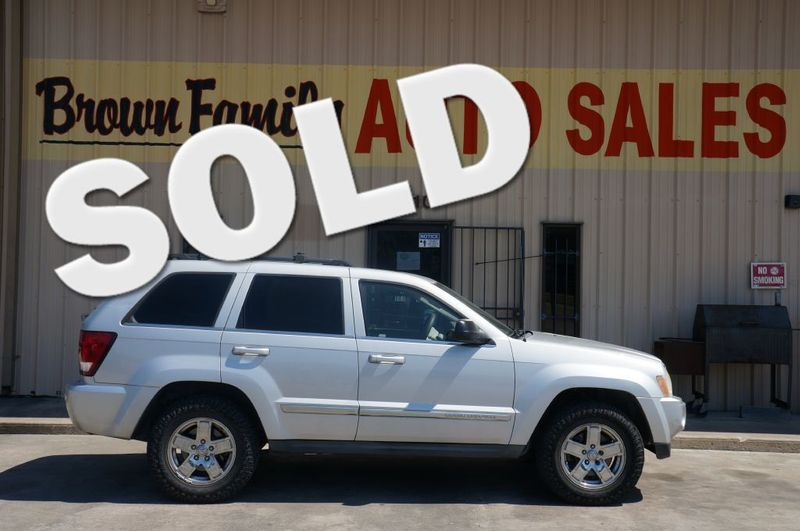 2006 Jeep Grand Cherokee Limited | Houston, TX | Brown Family Auto Sales in Houston TX