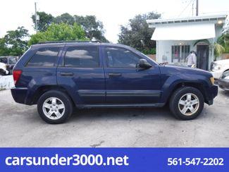 2006 Jeep Grand Cherokee Laredo Lake Worth , Florida