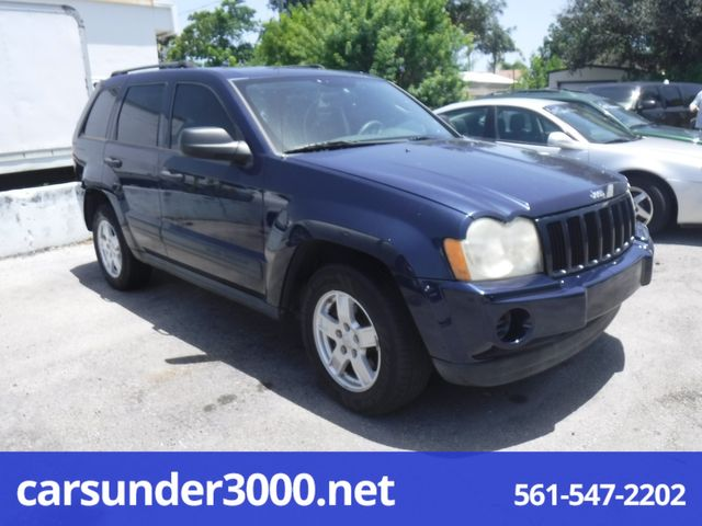 2006 Jeep Grand Cherokee Laredo Lake Worth , Florida 1