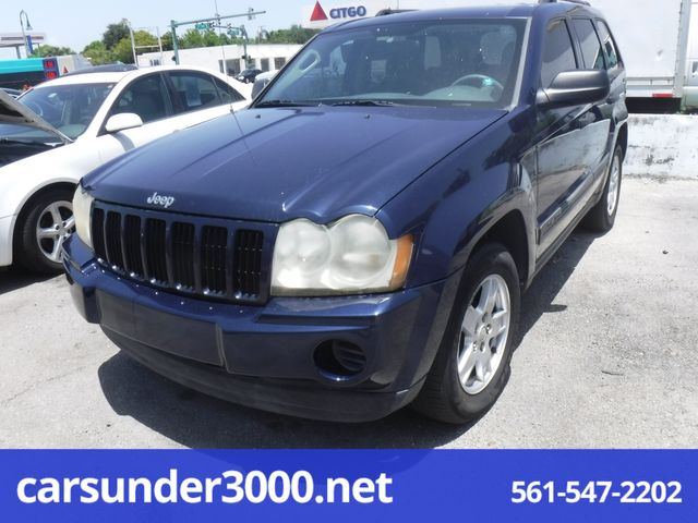2006 Jeep Grand Cherokee Laredo Lake Worth , Florida 2