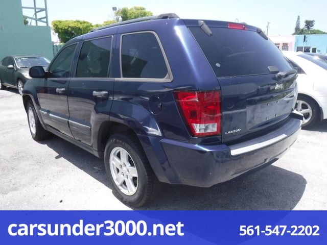 2006 Jeep Grand Cherokee Laredo Lake Worth , Florida 4