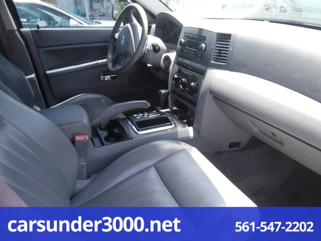 2006 Jeep Grand Cherokee Laredo Lake Worth , Florida 7