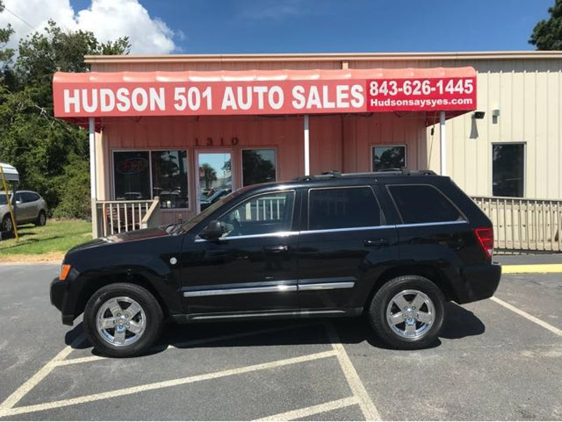 2006 Jeep Grand Cherokee Limited | Myrtle Beach, South Carolina | Hudson Auto Sales in Myrtle Beach South Carolina