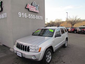 2006 Jeep Grand Cherokee Limited 4 x 4 in Sacramento, CA 95825