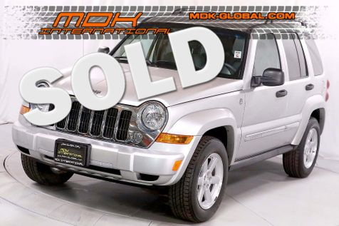 2006 Jeep Liberty Limited - 4x4 - 3.7L V6 - 17