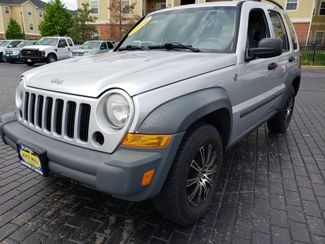 2006 Jeep Liberty Sport | Champaign, Illinois | The Auto Mall of Champaign in Champaign Illinois