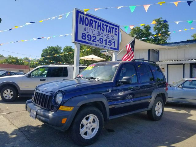 2006 Jeep Liberty Sport Chico, CA 0