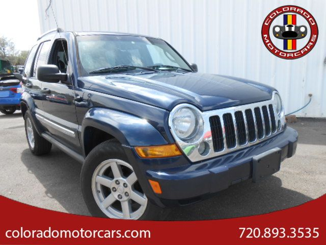2006 Jeep Liberty Limited in Englewood, CO 80110