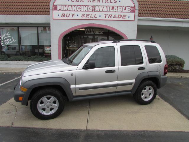 2006 Jeep Liberty Sport 4WD *SOLD