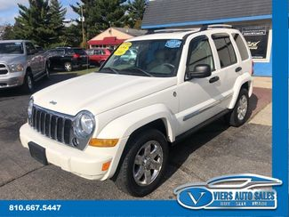 2006 Jeep Liberty Limited in Lapeer, MI 48446