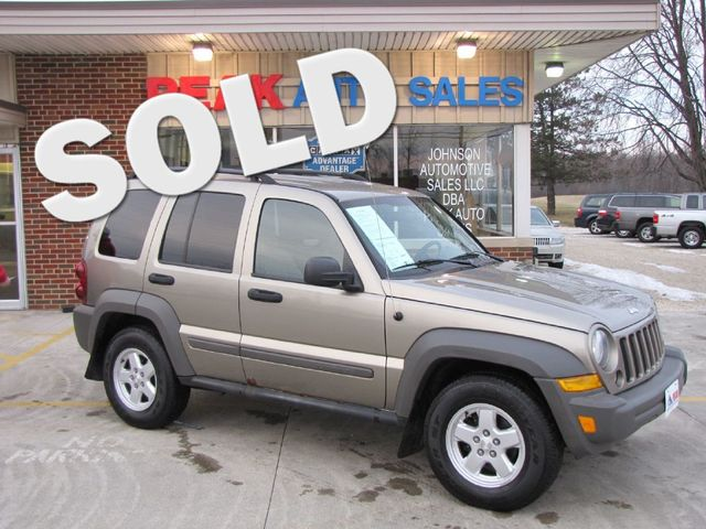 2006 Jeep Liberty Sport in Medina, OHIO 44256