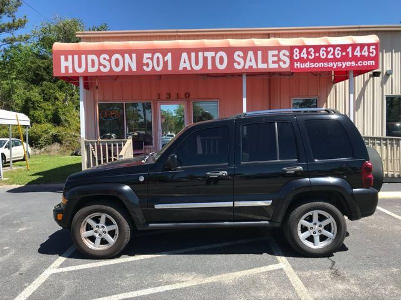 2006 Jeep Liberty Limited | Myrtle Beach, South Carolina | Hudson Auto Sales in Myrtle Beach South Carolina