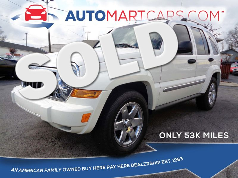 2006 Jeep Liberty Limited | Nashville, Tennessee | Auto Mart Used Cars Inc. in Nashville Tennessee