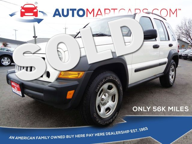 2006 Jeep Liberty Sport | Nashville, Tennessee | Auto Mart Used Cars Inc. in Nashville Tennessee