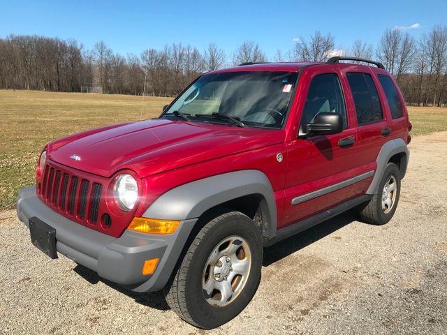 2006 Jeep Liberty Sport Ravenna, Ohio
