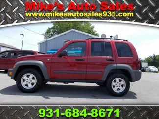 2006 Jeep Liberty Sport Shelbyville, TN