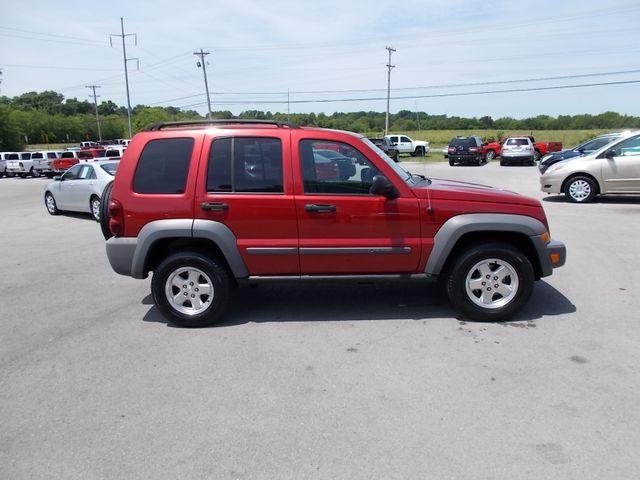2006 Jeep Liberty Sport Shelbyville, TN 10