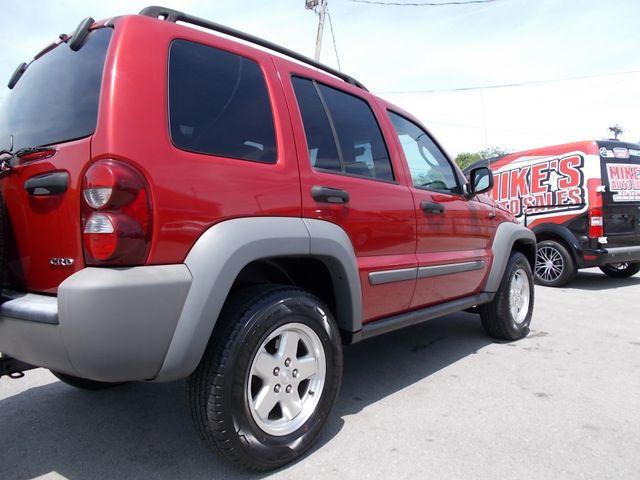 2006 Jeep Liberty Sport Shelbyville, TN 11