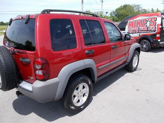2006 Jeep Liberty Sport Shelbyville, TN 12