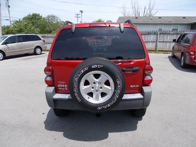 2006 Jeep Liberty Sport Shelbyville, TN 13