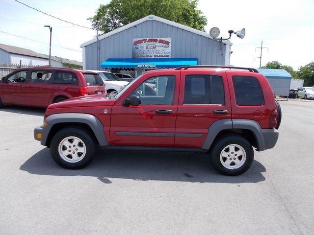 2006 Jeep Liberty Sport Shelbyville, TN 2