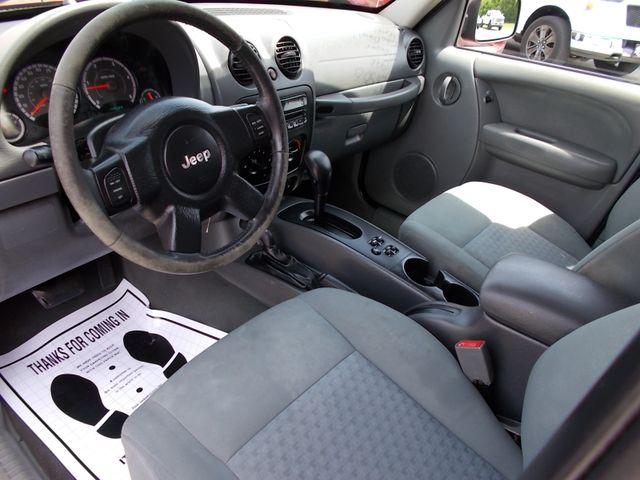 2006 Jeep Liberty Sport Shelbyville, TN 23
