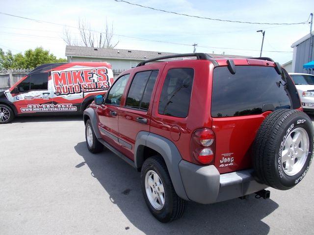 2006 Jeep Liberty Sport Shelbyville, TN 4