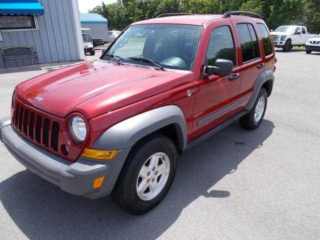 2006 Jeep Liberty Sport Shelbyville, TN 6