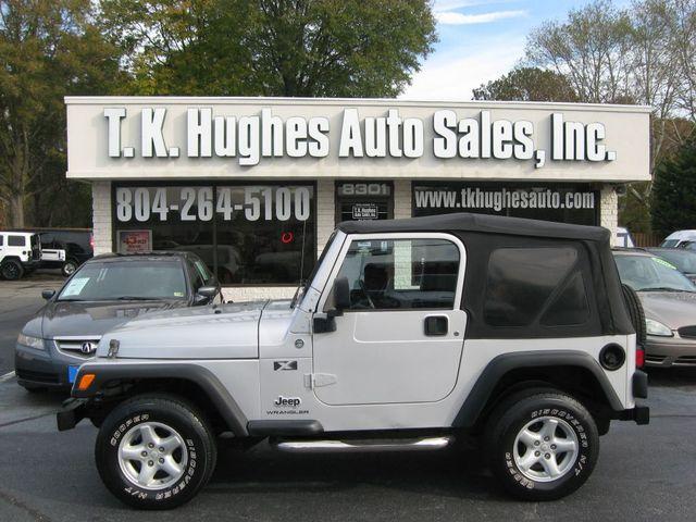 2006 Jeep Wrangler 4X4 X Richmond, Virginia 0