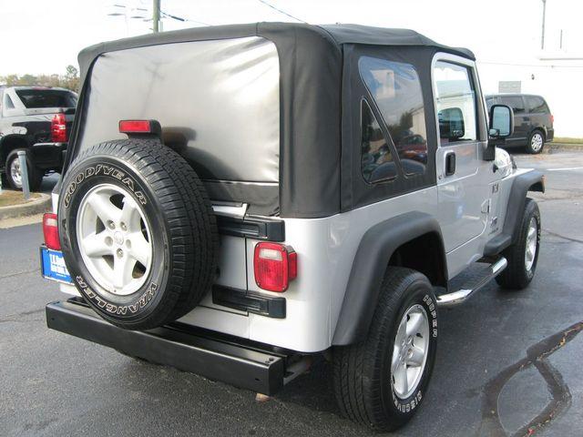 2006 Jeep Wrangler 4X4 X Richmond, Virginia 5