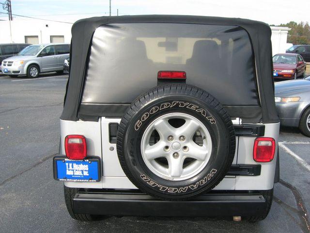 2006 Jeep Wrangler 4X4 X Richmond, Virginia 6