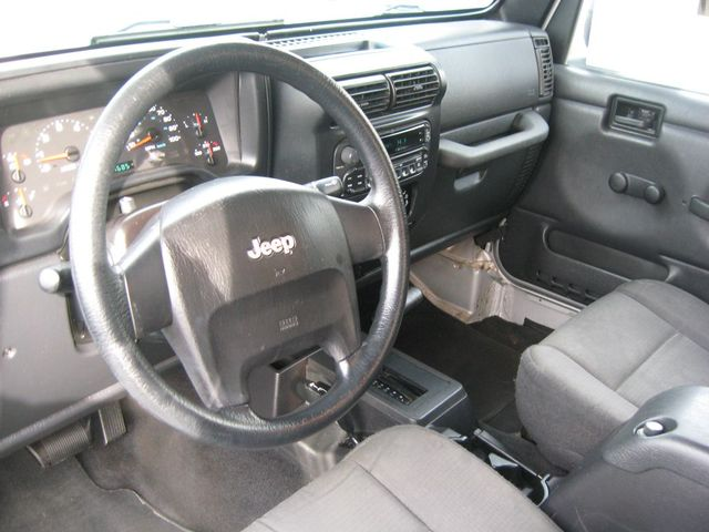 2006 Jeep Wrangler 4X4 X Richmond, Virginia 8
