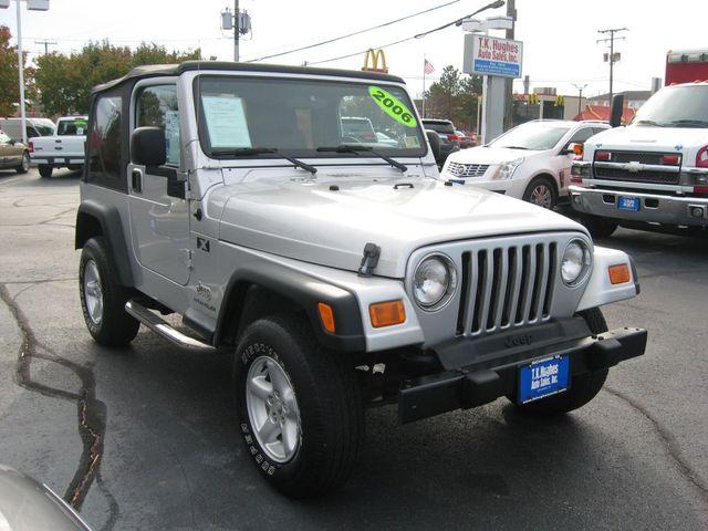 2006 Jeep Wrangler 4X4 X Richmond, Virginia 3