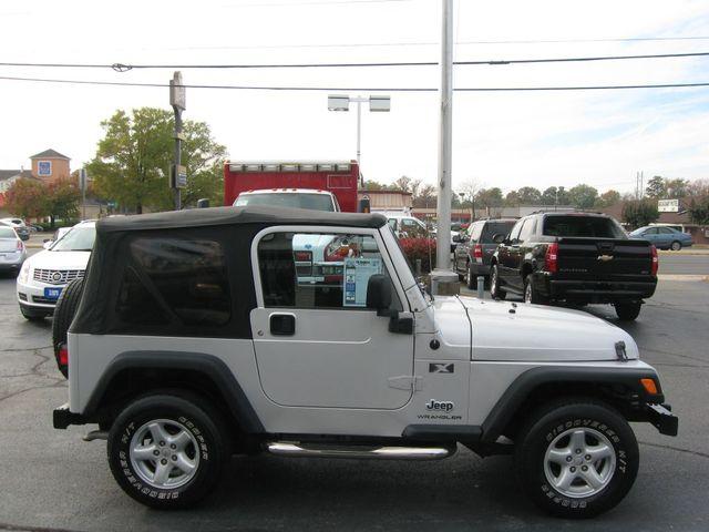 2006 Jeep Wrangler 4X4 X Richmond, Virginia 4