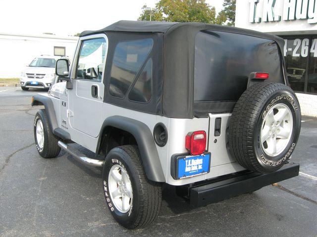 2006 Jeep Wrangler 4X4 X Richmond, Virginia 7
