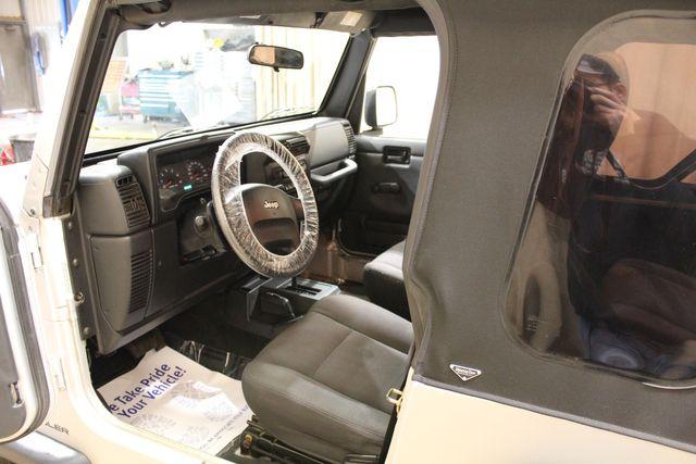 2006 Jeep Wrangler 4X4 SE in Roscoe, IL 61073