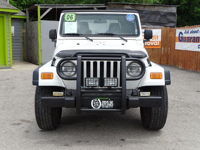 2006 Jeep Wrangler SE  in Austin, TX