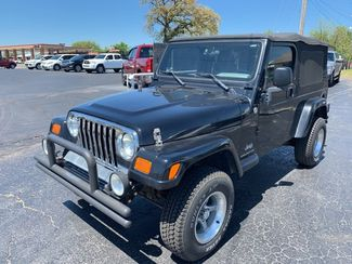 2006 Jeep Wrangler Unlimited Bethany, OK