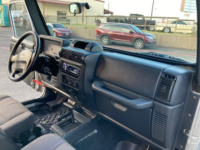 2006 Jeep Wrangler X in Boerne, Texas 78006