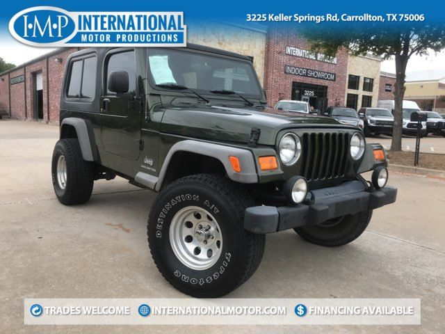 2006 Jeep Wrangler Unlimited LWB ONE OWNER in Carrollton, TX 75006