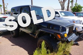 2006 Jeep Wrangler in Cathedral City, California