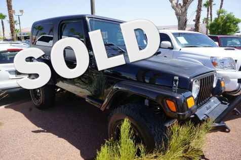 2006 Jeep Wrangler Unlimited LWB in Cathedral City