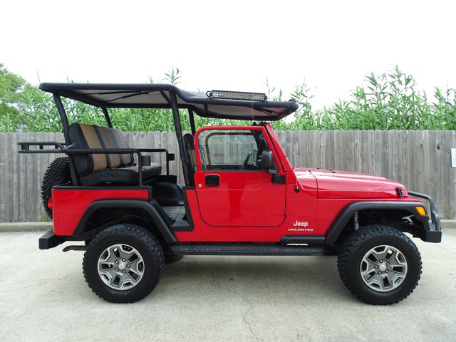 2006 Jeep Wrangler Unlimited LWB Corpus Christi, Texas 5