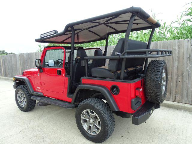 2006 Jeep Wrangler Unlimited LWB Corpus Christi, Texas 2