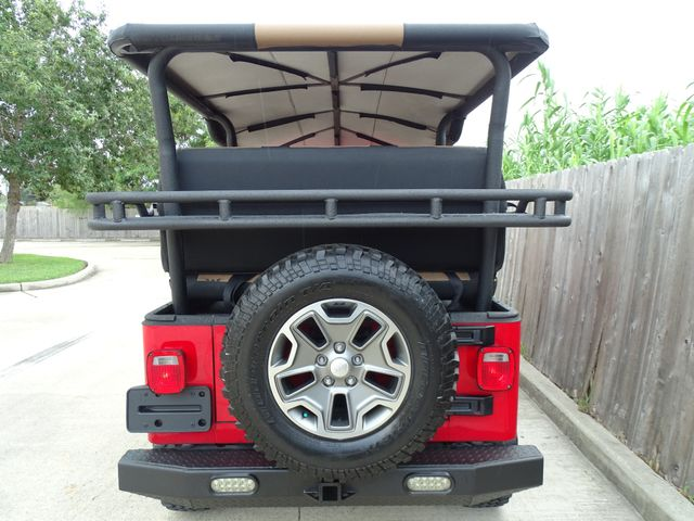2006 Jeep Wrangler Unlimited LWB Corpus Christi, Texas 7