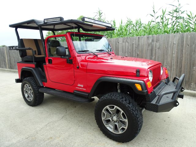 2006 Jeep Wrangler Unlimited LWB Corpus Christi, Texas 1