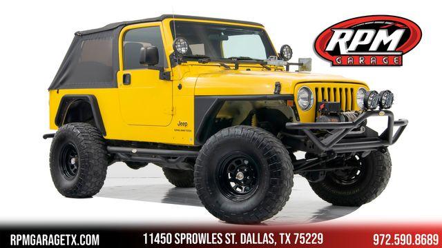 2006 Jeep Wrangler Unlimited LWB in Dallas, TX 75229