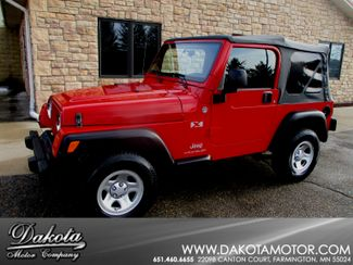 2006 Jeep Wrangler X Farmington, MN