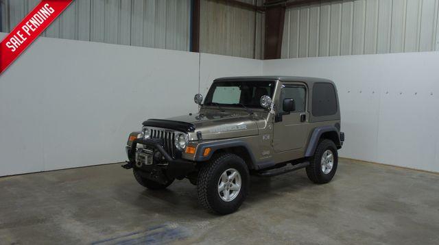 2006 Jeep Wrangler X in Haughton, LA 71037