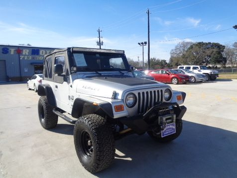 2006 Jeep Wrangler X in Houston
